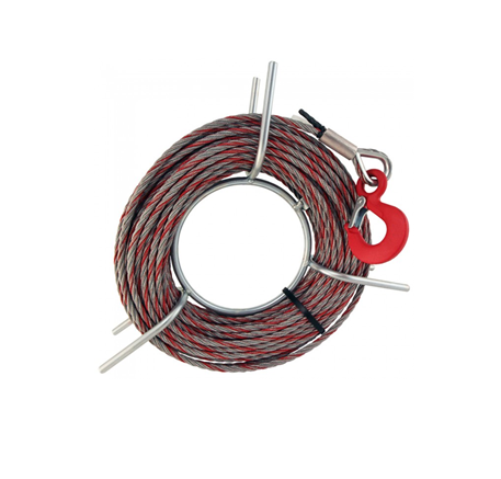Cable para el TIRFOR T7 / 10 m