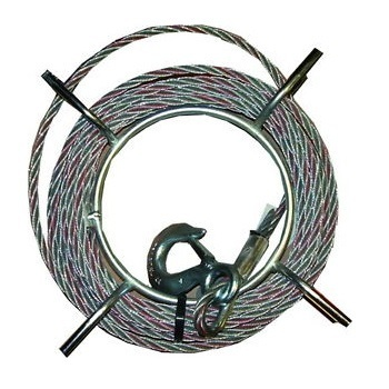 Cable para el TIRFOR T13 / 10 m